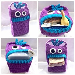 Lunch Monsters - Lunch Bag