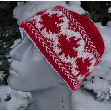 O Canada! Maple Leaves Hat