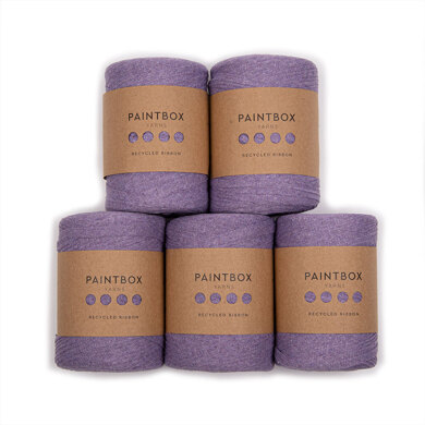 Paintbox Yarns Recycled Ribbon 5 Ball Value Pack