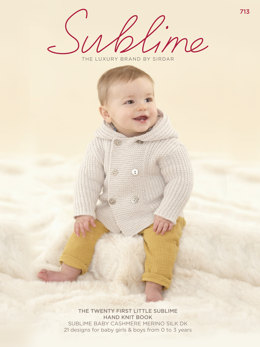 The Twenty First Little Sublime Hand Knit Book by Sublime
