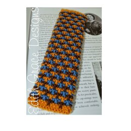 Oxford Texture Tweed Bookmark