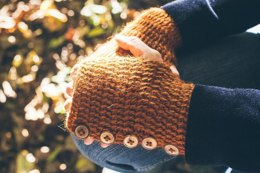 Forest Forager Handwarmers