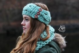 Bulky & Quick Cabled Headband
