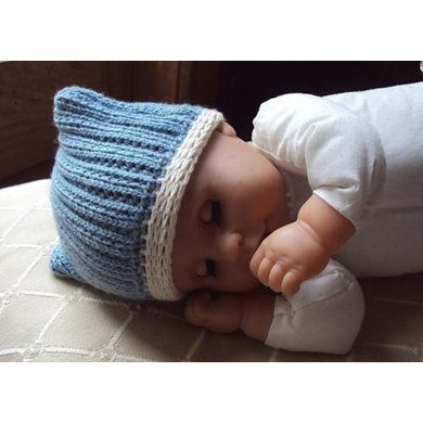 Square Knit-Look Hat - Baby & Toddler