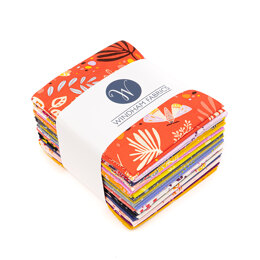 Windham Aerial Fat Quarter Bundle - Multi