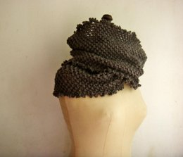 Crochet Infinity Scarf Double Cowl