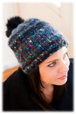 Hat in Plymouth Yarn Impulse - 2724 - Downloadable PDF