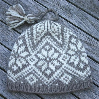 North Star Hat Knitting Pattern By Mary Ann Stephens Knitting