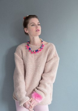 Sweater and Snood in Rico Essentials Super Super Chunky - 379 - Downloadable PDF