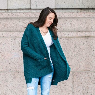 Staycation Cardigan