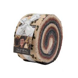 "Moda Fabrics Sweet Holly 2.5"" Strip Roll"