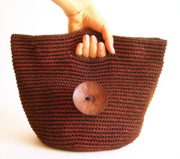 Tapestry bag-clutch