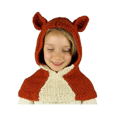 Freddie Fox Hooded Cowl