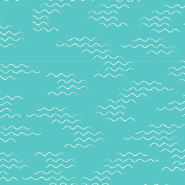 Visage Textiles Lily Pad - Water Ripple