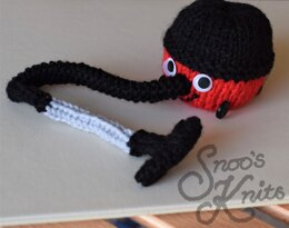 Free Henry Hoover Pattern Snoo's Knits