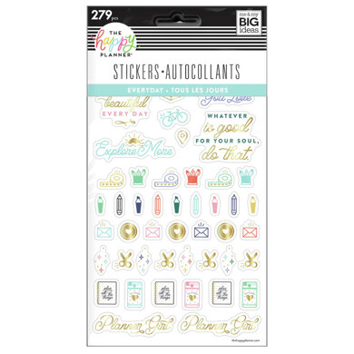 Me & My Big Ideas The Archetypes 5 Sticker Sheets