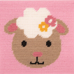 Anchor 1st Kit - Smiling Lamb Tapestry Kit - 15cm x 15cm