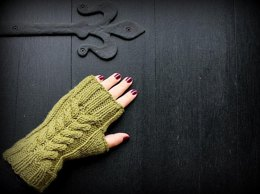 Antler Gloves