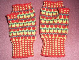 Apple mitts