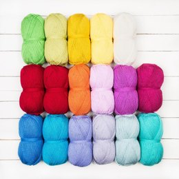Stylecraft Special DK Carousel 17 Ball Color Pack