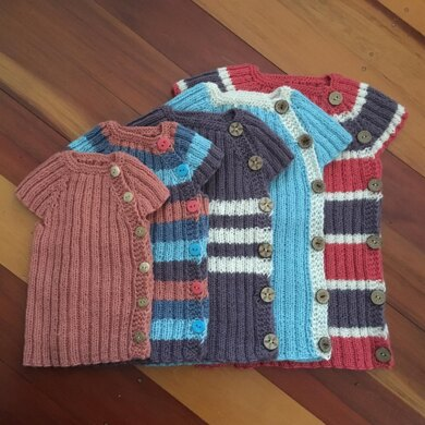 SNUGGLES baby and toddler vest