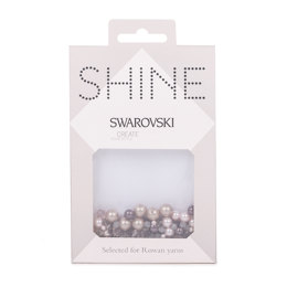 Rowan Swarovski Mixed Beads 3mm-8mm (Pack of 182)