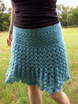 Lacy Days of Summer Skirt