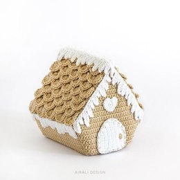 Nordic Gingerbread House