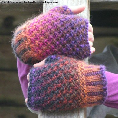 Yarn Magic Mitts