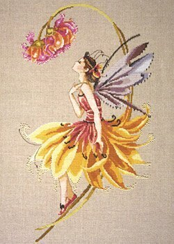Mirabilia MD82 - The Petal Fairy Chartpack - 959546 -  Leaflet