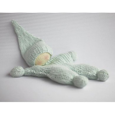 Waldorf knitted doll for small babies Knitting pattern by ...