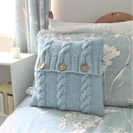 3 Cables Cushion Cover
