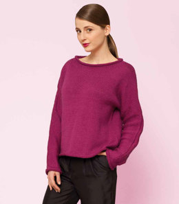 Sweaters and Cuffs in Rico Essentials Soft Merino Aran - 259 - Downloadable PDF