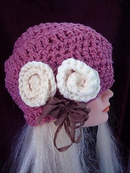 574 CROCHET Beanie, Adult size