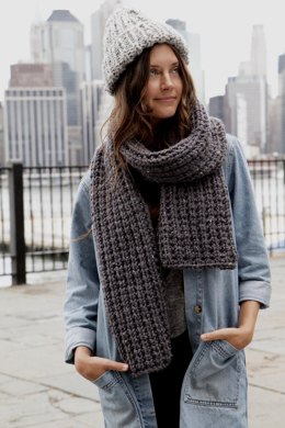 Expedition Rib Scarf