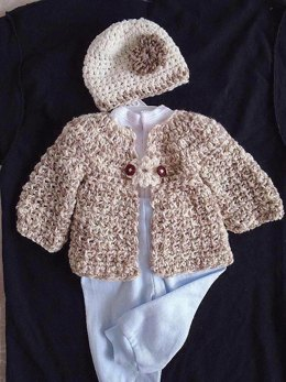 800 ARIANA BABY SWEATER SET