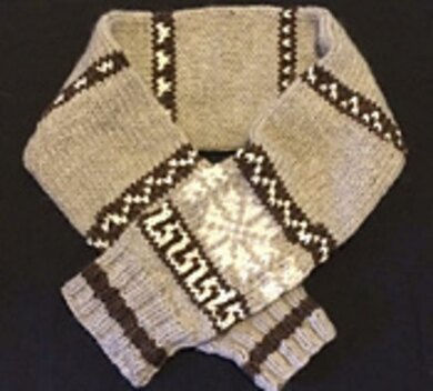 Cowichan-Inspired Scarves