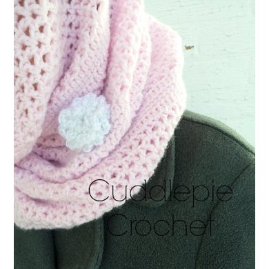 Incognito Inspired Hooded Cowl