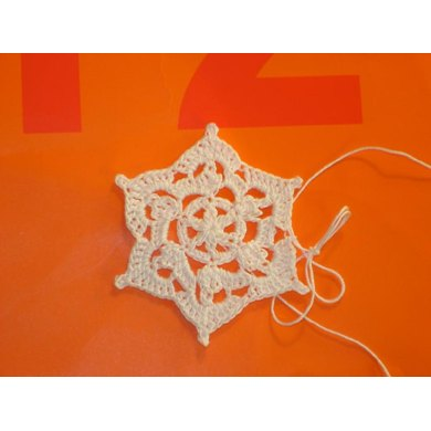 Crystal Lace Snowflake
