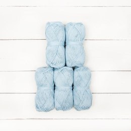 Rico Creative Cotton Aran 5 Ball Value Pack