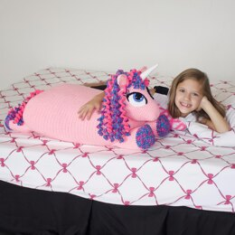 Unicorn Body Pillow/Giant Stuffed Toy