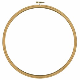 Vervaco Embroidery Hoop - 9.4in (24cm)
