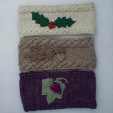 Trio of Headbands