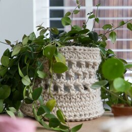 Basket Melilla in Hoooked Jute - Downloadable PDF