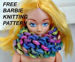 Barbie Doll Cowl