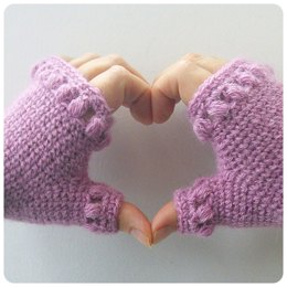 Puffy Band Mitts
