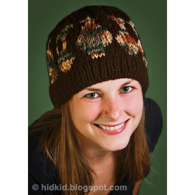 Pottery Knit Hat