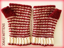 XMAS Mittens - His and Hers