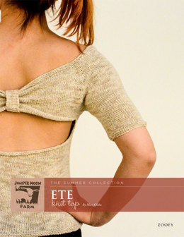 Ete Knit Top in Juniper Moon Zooey - Downloadable PDF