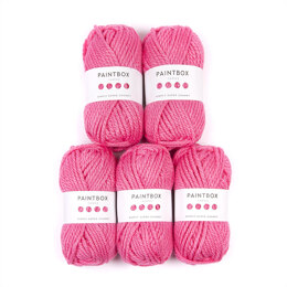 Paintbox Yarns Simply Super Chunky 5 Ball Value Pack